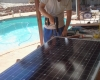 Solar Panel Frame Construction