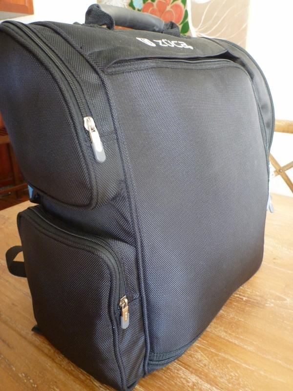 Zuca backpack