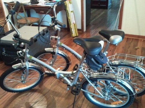 stowabike city folding bikes