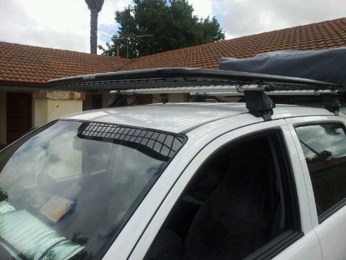 rhino roof platform on hilux