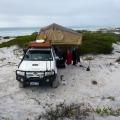 camping at Tooregullup Beach