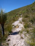 climbing mt hassell stirling ranges
