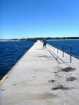 Walking Esperance Jetty