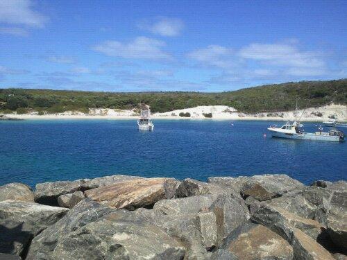 fisheries beach, bremer bay
