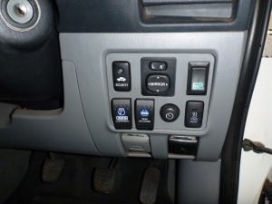 arb rear diff locker switches