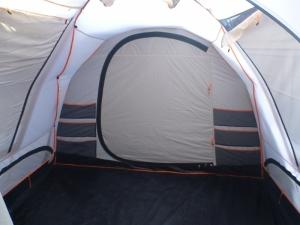black wolf tent main room