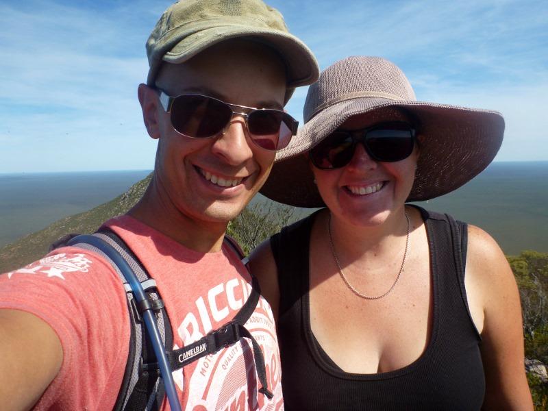 climbing mt ragged cape arid national park