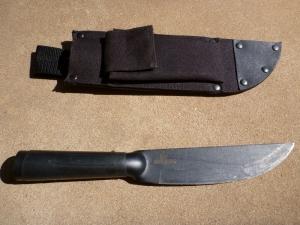 cold steel bushman survival knife
