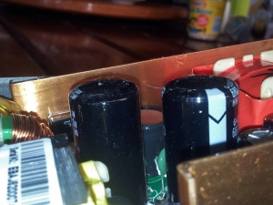 ctek bulging capacitors