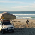 davenport creek beach camping