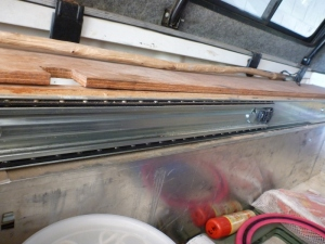 dunn and watson 227kg lockable drawer slide