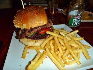 irish murphy's steak sandwich