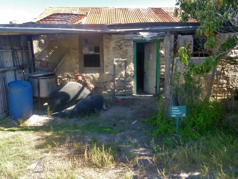 israelite bay cooks cottage