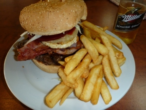 katherine country club steak sandwich
