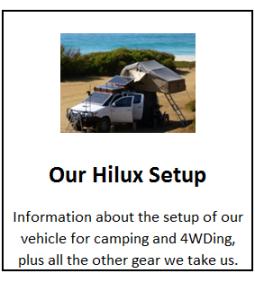 Our Hilux Setup