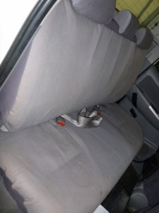 super cheap auto rear seat canvas seat covers