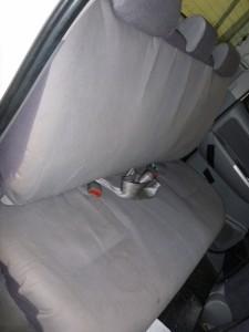 super cheap auto rear seat canvas seat covers