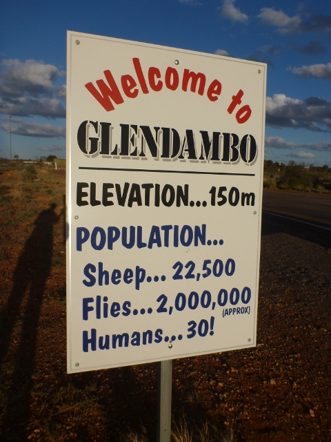 Glendambo, South Australia