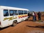 Our Tour Bus, Coober Pedy,South Australia
