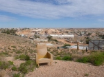 Overlooking the town, Coober Pedy,South Australia