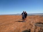 on top of Uluru