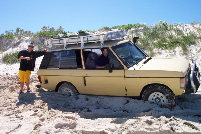 How To Drive On Sand Outbackjoe
