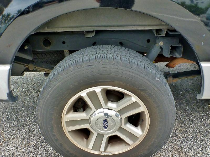 Ford F150 leaf spring