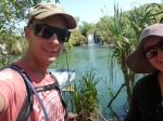 Kathleen falls, Flora River Nature Park