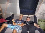 Inflatable Couch commissioned at darwin caravan park