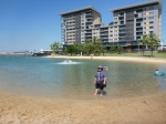 Darwin Waterfront Lagoon