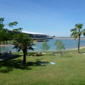 Darwin Waterfront with swimming lagoon in background