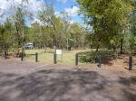 wangi falls picnic area