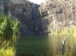 base of gunlom falls, kakadu national park