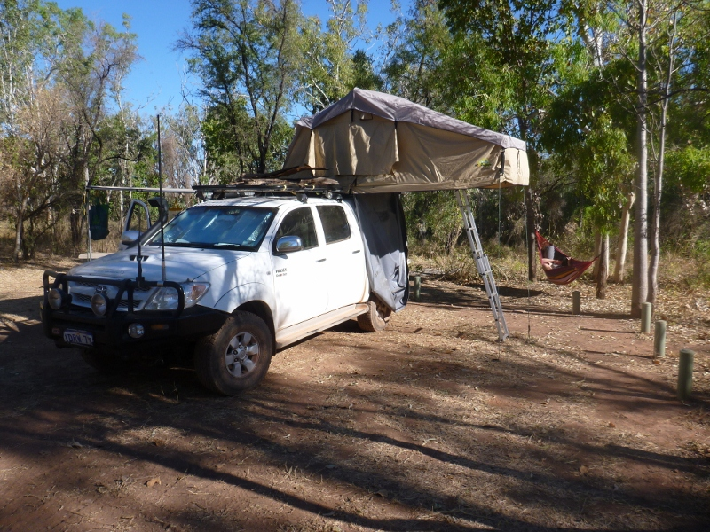 Bullita Camping Area, Gregory National Park