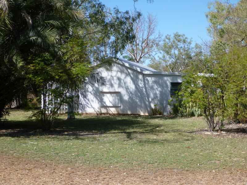 Bullita Homestead, Gregory National Park