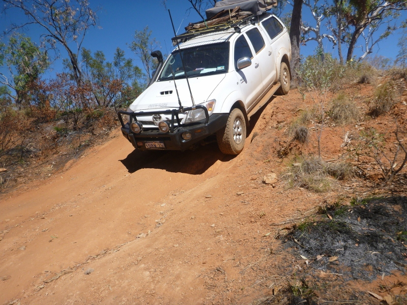 Bullita stock route, gregory national park