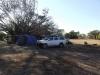 camp at shady camp camping area, mary river national park