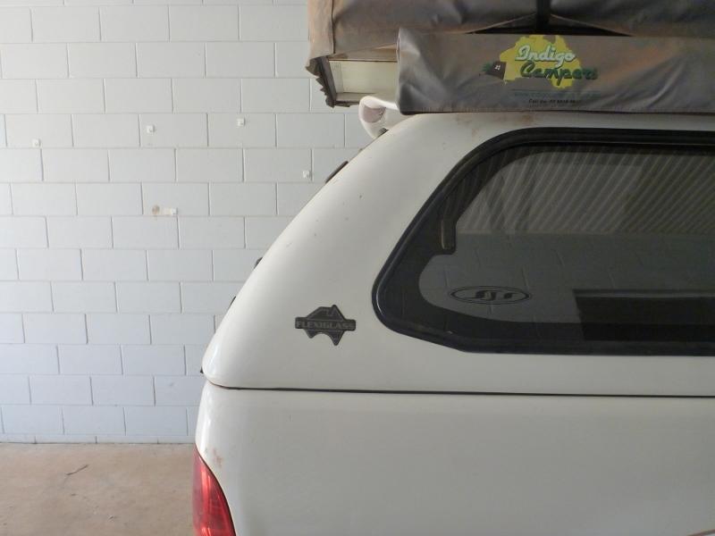 flexiglass canopy rear profile