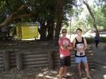 james and joe at cahill crossing