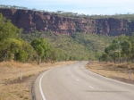 Road to Gregory National Park