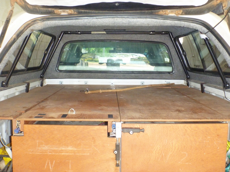 roof racks overall internal & Hilux Canopy and Canopy Roof Racks for Roof Top Tent | outbackjoe memphite.com
