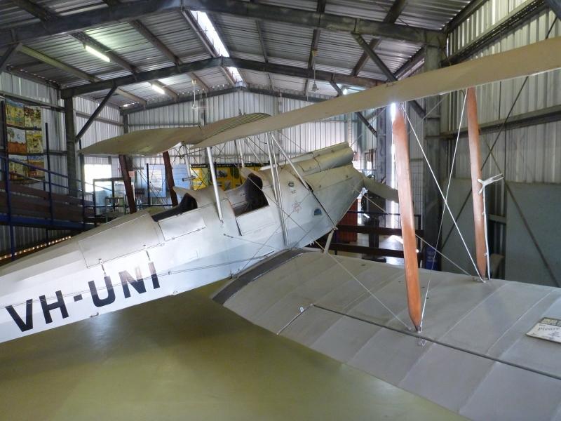 katherine museum clyde fenton de havilland gypsy moth