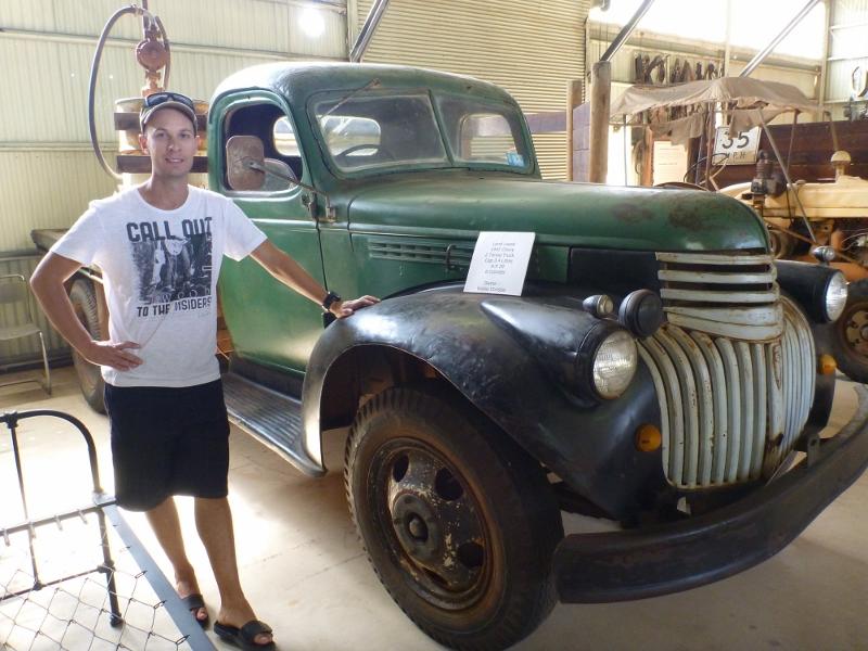 katherine museum peanut truck