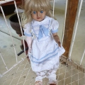katherine museum scary doll - is it chucky's sister?
