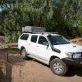 rhino track mount roof rack install