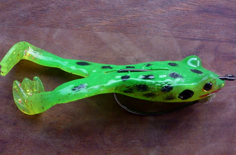 frog lure for barramundi