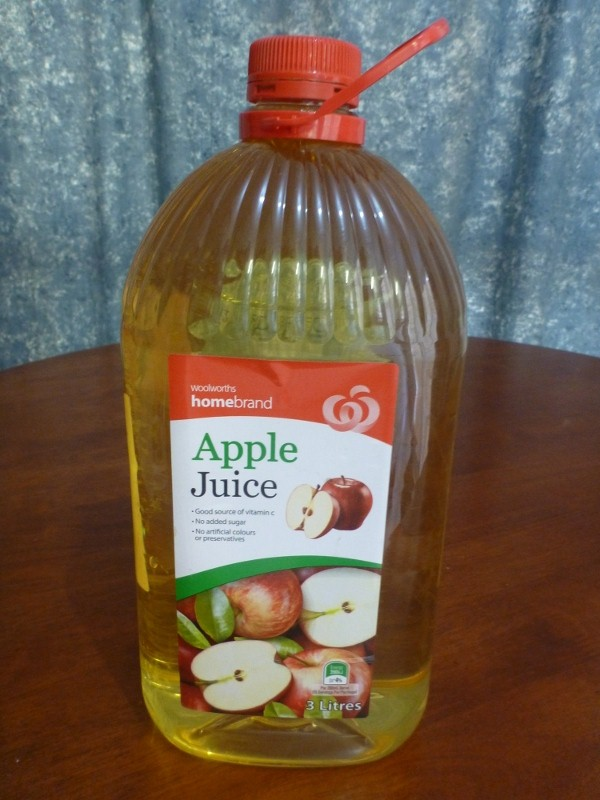 Apple Juice 3 litres