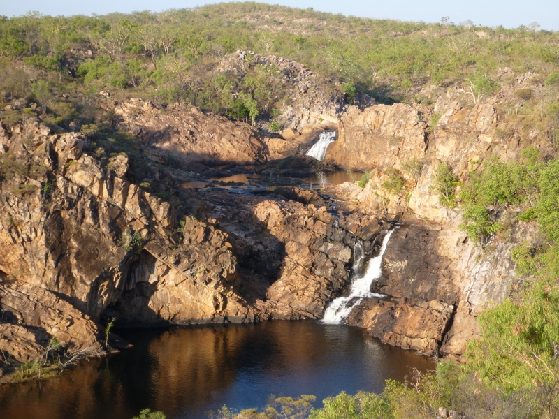 edith falls upper pools