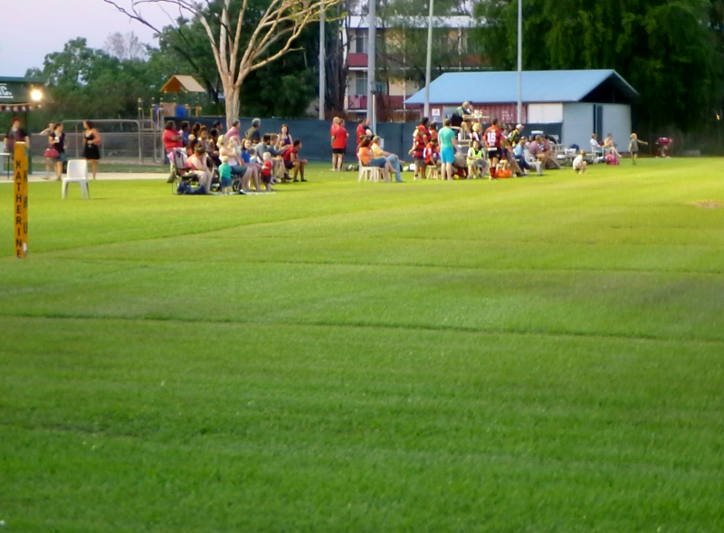 katherine sports club rugby field