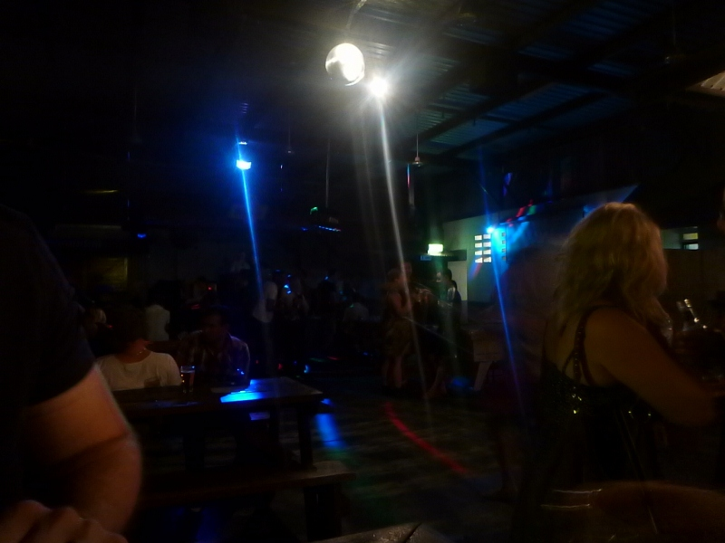 kirby's bar on friday night